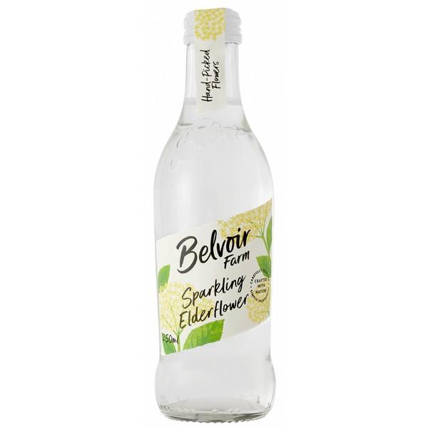 Belvoir Sparkling Elderflower