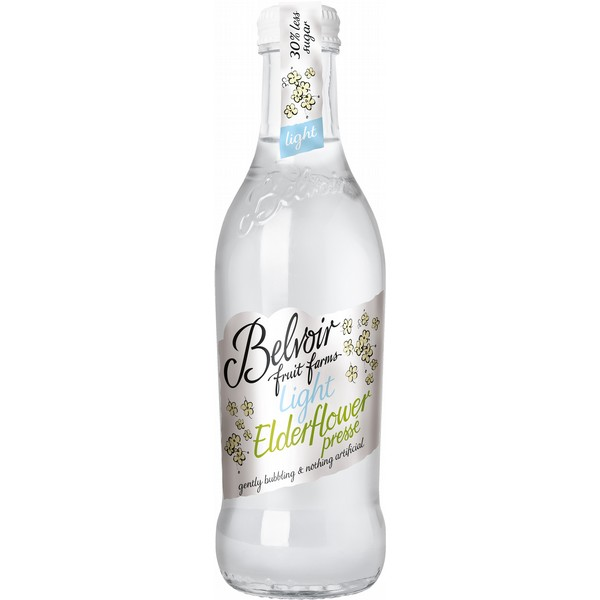 Belvoir Elderflower Light Presse
