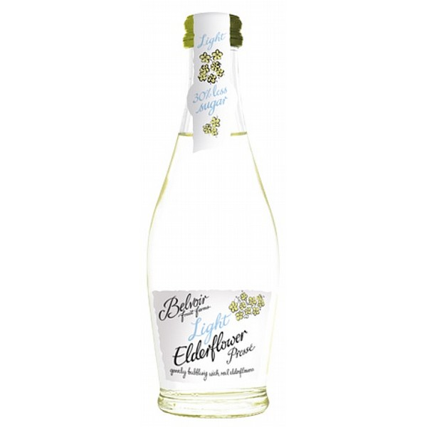 Belvoir Elderflower Light