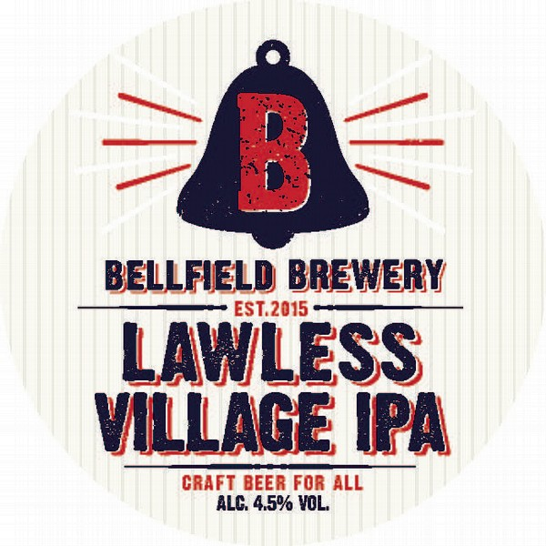 Bellfield Lawless IPA