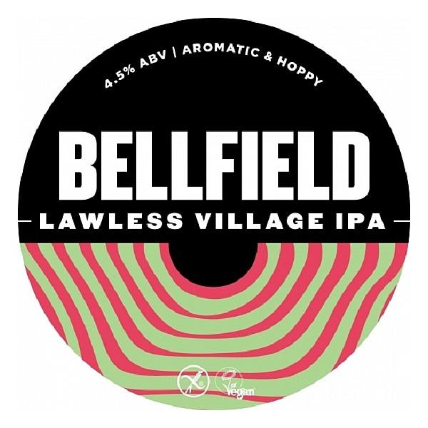 Bellfield Lawless IPA