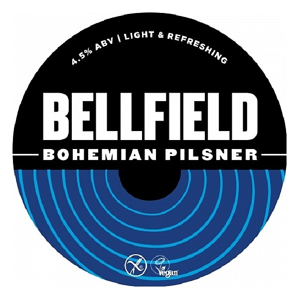 Bellfield Bohemian Pilsner