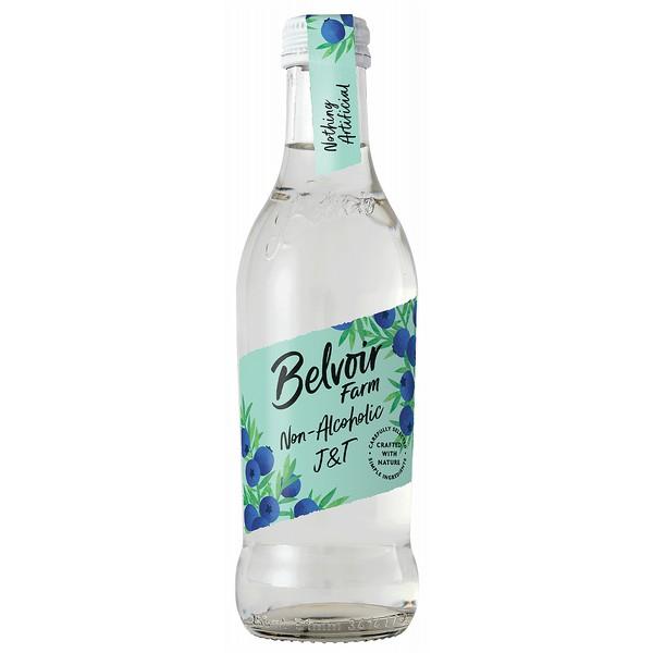 Belvoir Alcohol Free J&T