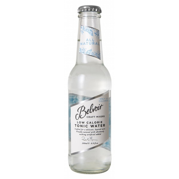 Belvoir Low Calorie Tonic Water
