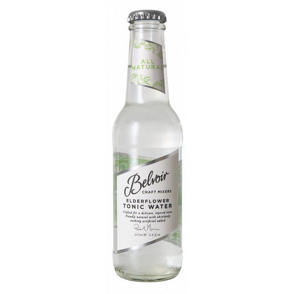 Belvoir Elderflower Tonic Water