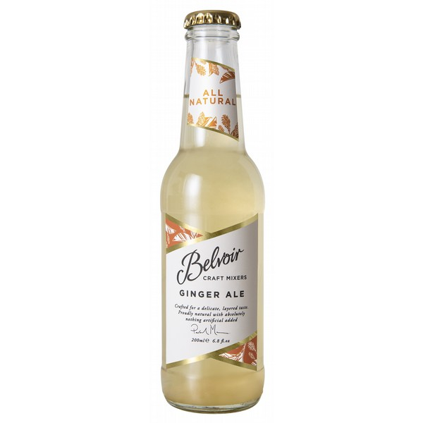 Belvoir Ginger Ale