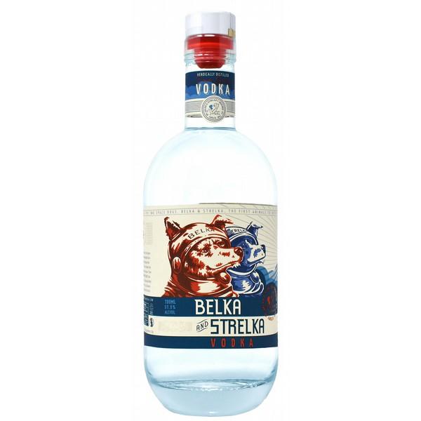 Belka & Strelka Vodka
