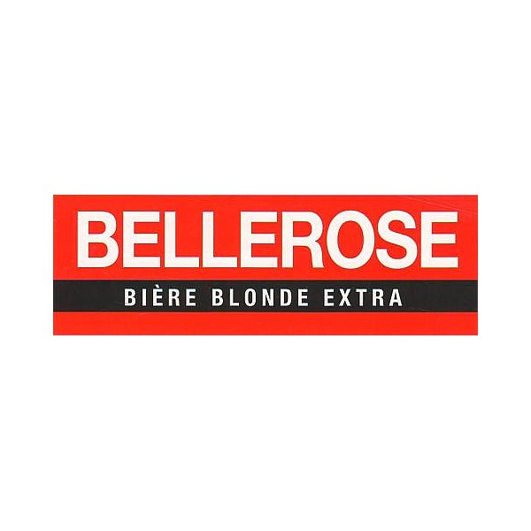 Bellerose 1/2 Pint Glasses x6