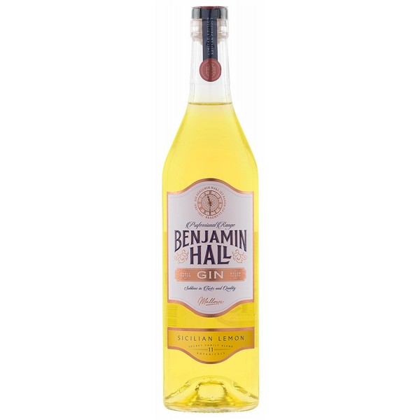Benjamin Hall Sicilian Lemon