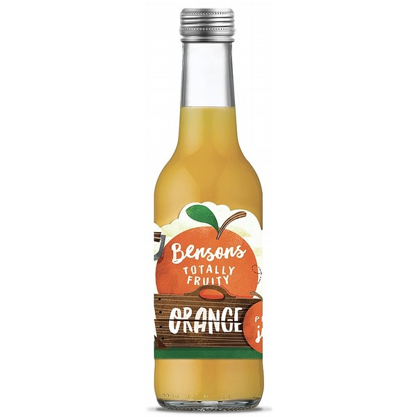 Bensons Totally Fruity Orange