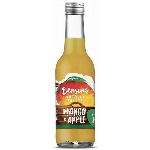 Bensons Totally Fruity Mango & Apple