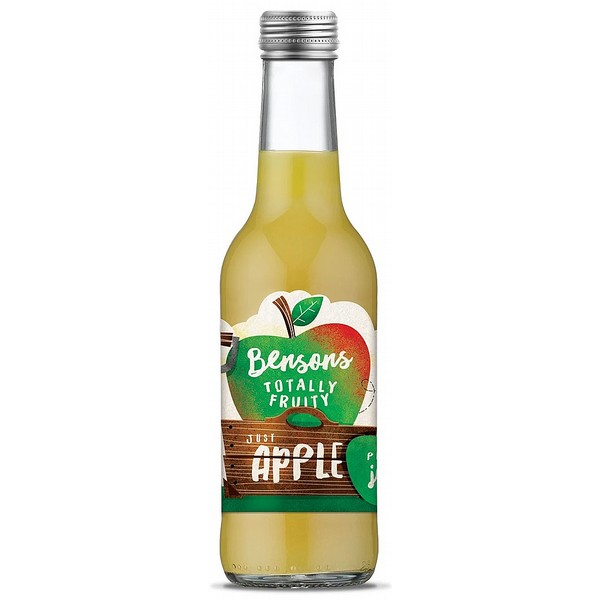 Bensons Totally Fruity Just Apple