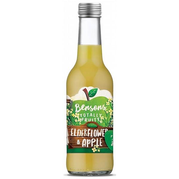 Bensons Totally Fruity Elderflower & Apple