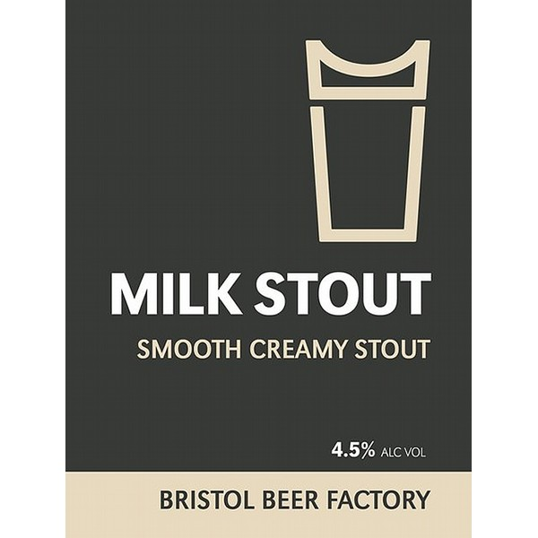 Bristol Beer Milk Stout Cask