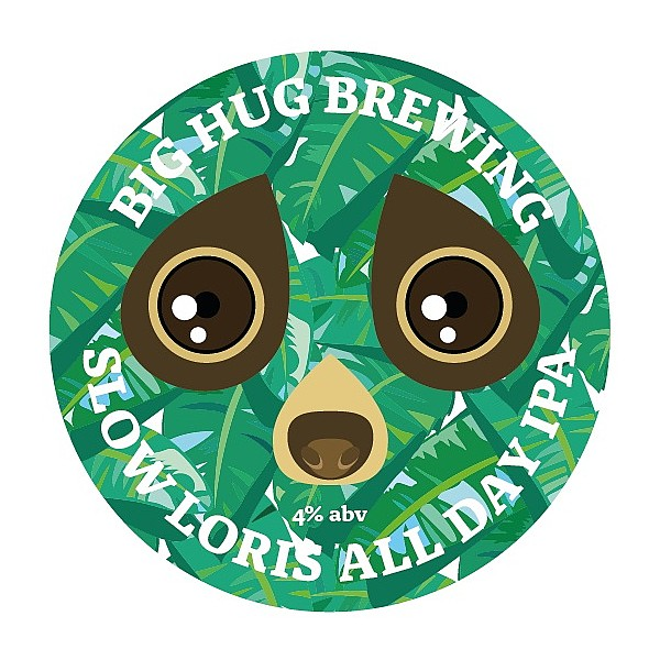 Big Hug Slow Loris All Day IPA