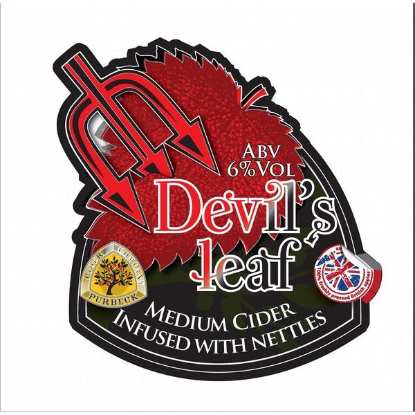 BIB Purbeck Devils Leaf Cider