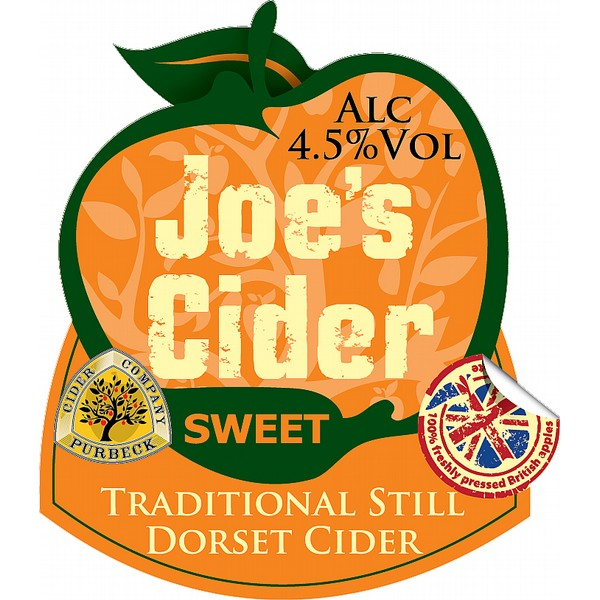BIB Purbeck Joe's Sweet Cider