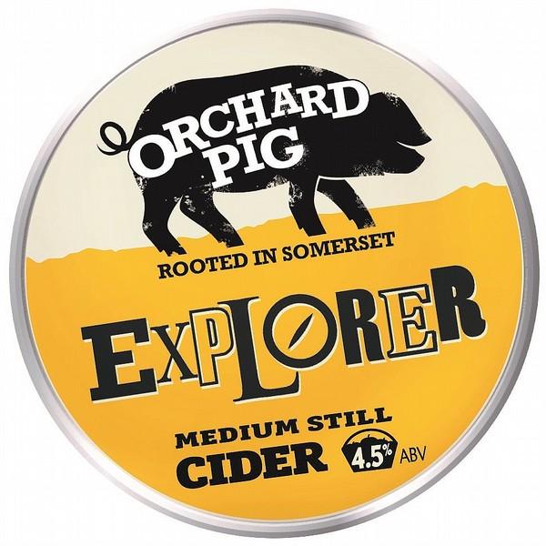 BIB Orchard Pig Explorer