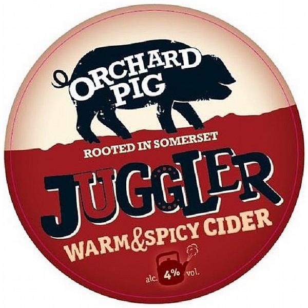 BIB Orchard Pig Juggler