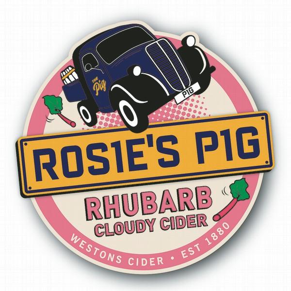 BIB Rosie's Pig with Rhubarb