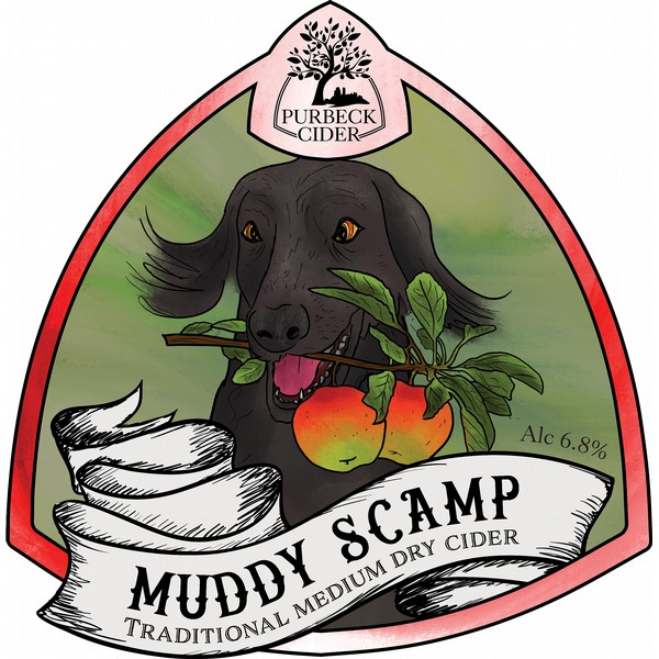 BIB Purbeck Muddy Scamp Cider