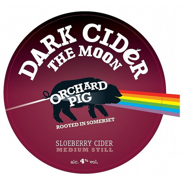 BIB Orchard Pig Dark Cider the Moon