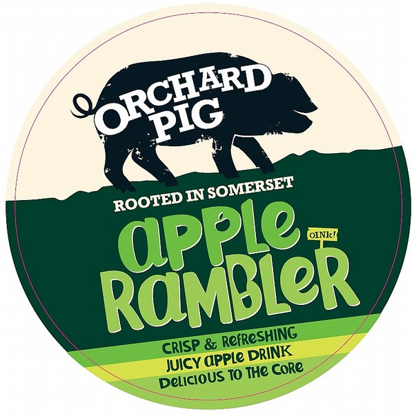 BIB Orchard Pig Rambler Apple Juice