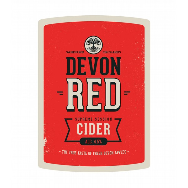 BIB Sandford Orchards Devon Red Cider