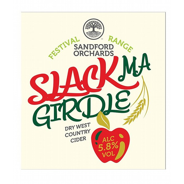 BIB Sandford Orchards Slack Ma Girdle