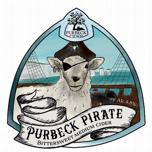 BIB Purbeck Pirate Cider