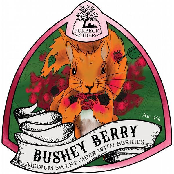 Purbeck Bushey Berry Pump clip