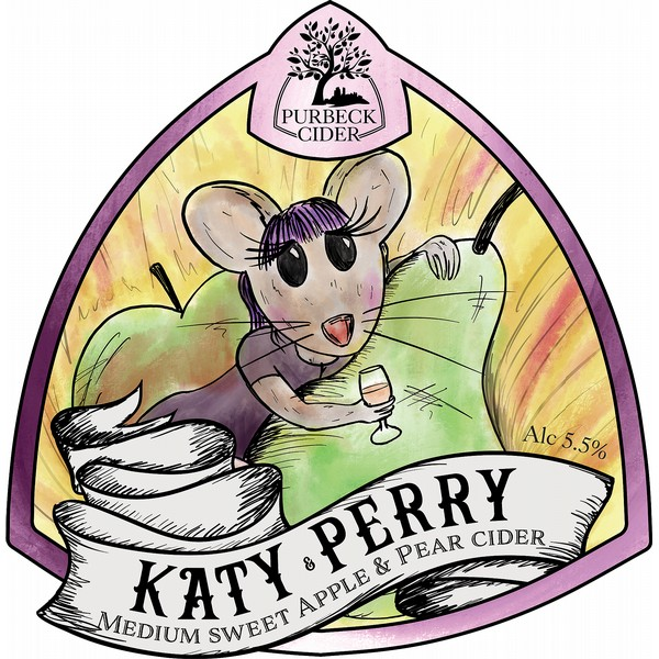 Purbeck Katy Perry Pump clip