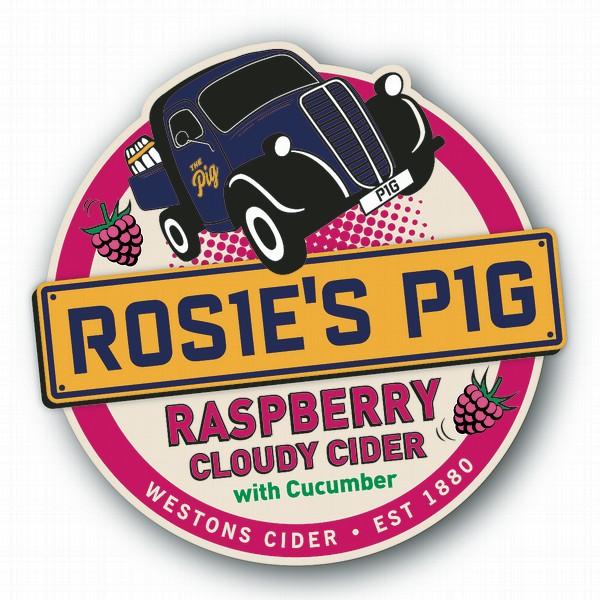 BIB Rosie's Pig Raspberry Cloudy Cider