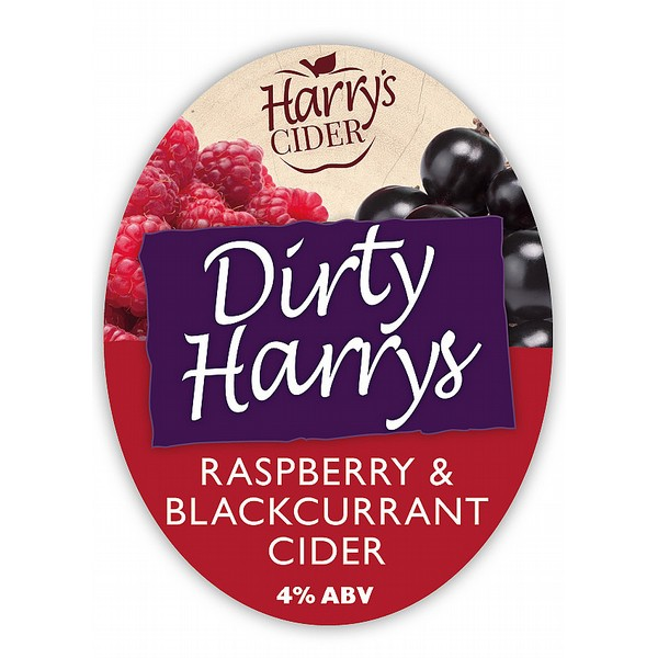 BIB Harry's Dirty Harry Cider