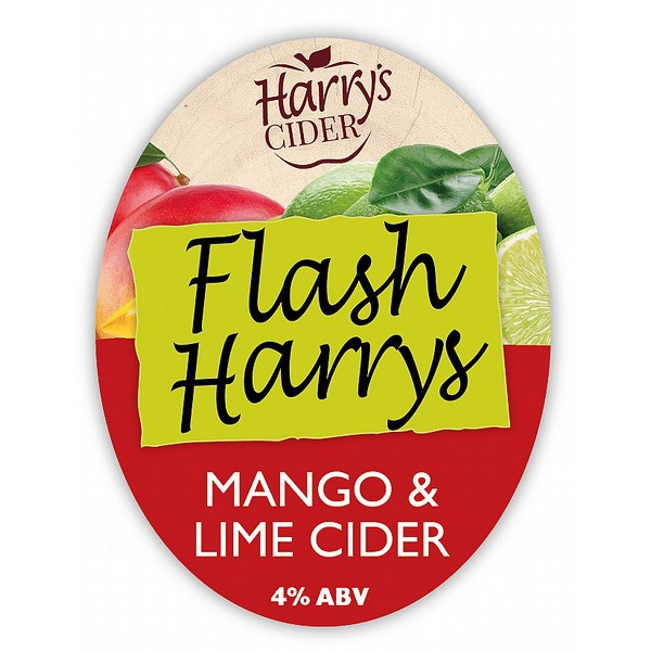 BIB Harry's Flash Harry Cider