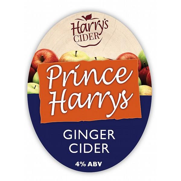 BIB Harry's Prince Harry Cider