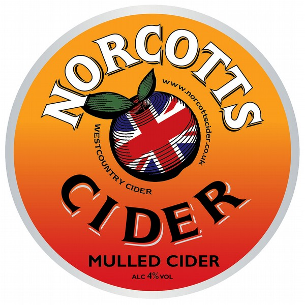 BIB Norcotts Mulled  Cider