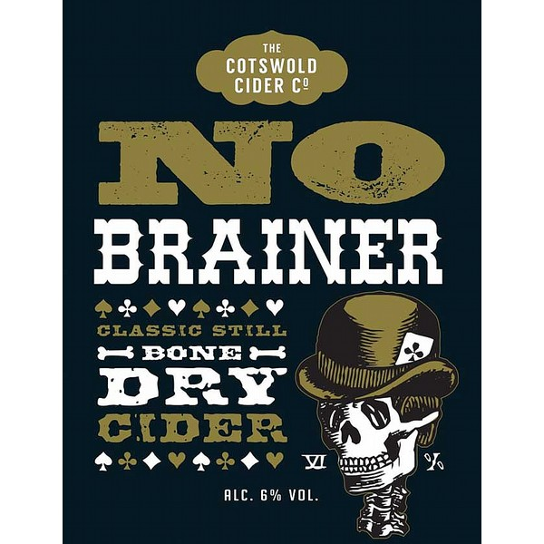 BIB Cotswold Cider Co No Brainer