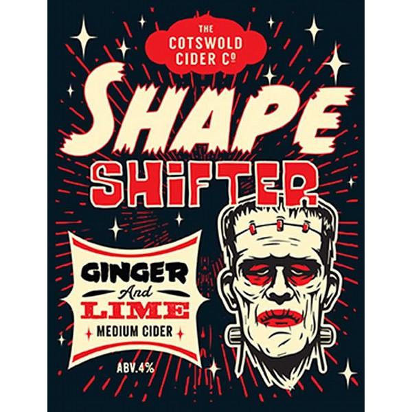 BIB Cotswold Cider Shape Shifter