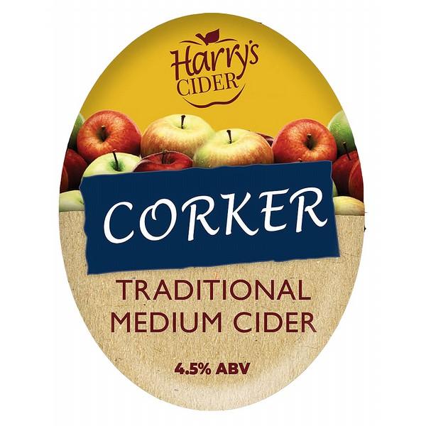 BIB Harry's Corker  Cider