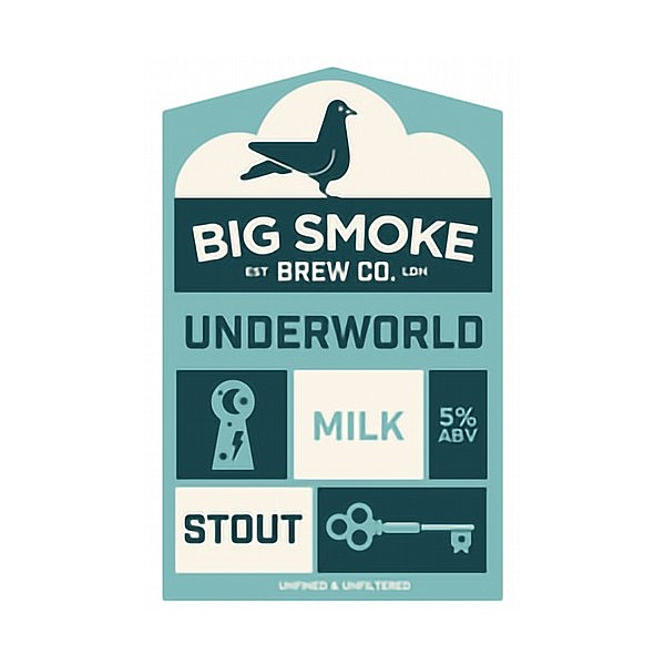 Big Smoke Underworld  Pump Clip
