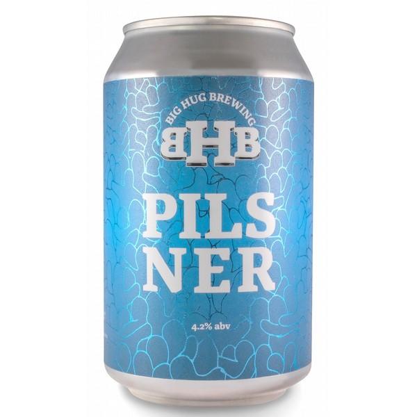 Big Hug Pilsner Cans
