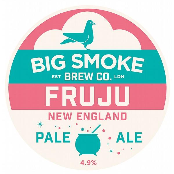 Big Smoke Fruju New England Pale Ale