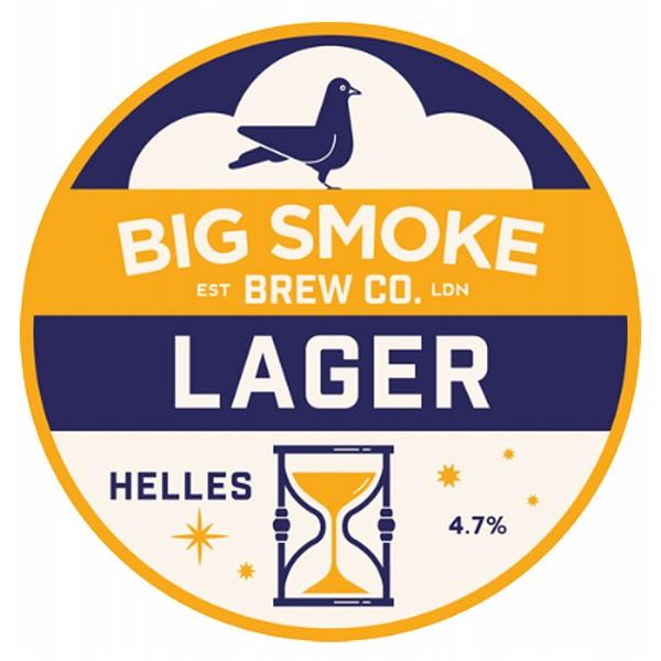 Big Smoke Helles Lager