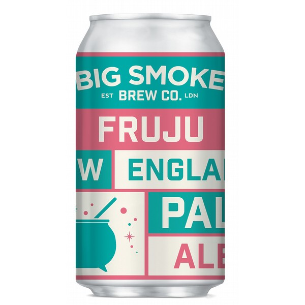 Big Smoke New England Fruju Pale Ale Cans