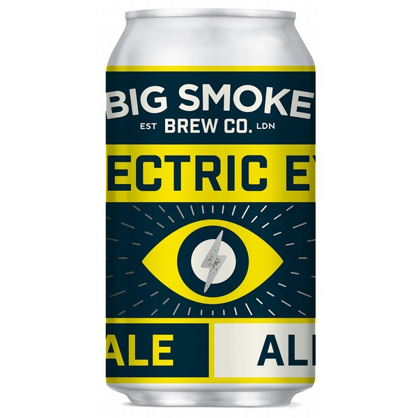 Big Smoke Electric Eye Pale Ale Cans