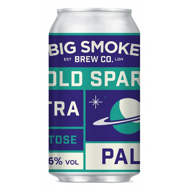 Big Smoke Cold Spark Citra Pale Cans