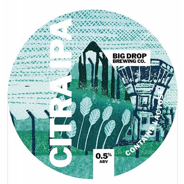 Big Drop Citra IPA