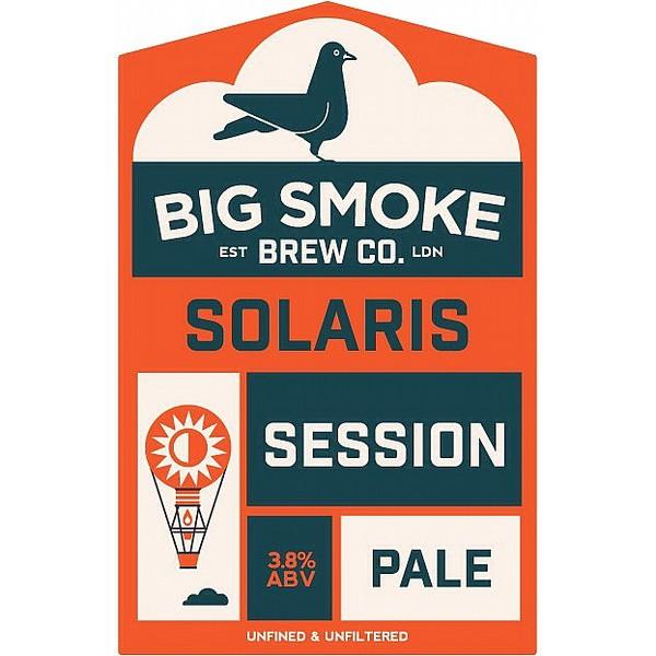 Big Smoke Solaris  Pump Clip