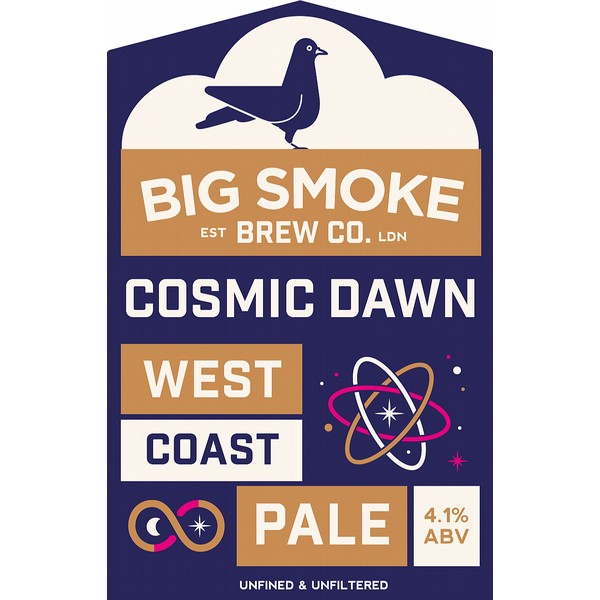 Big Smoke Cosmic Dawn Cask